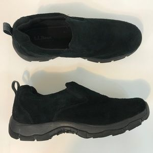 LL Bean Mens Comfort Mocs Hiking Loafer Size 11 M